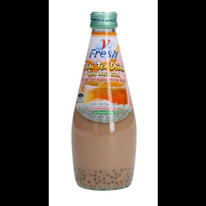 V-Fresh Thaise thee met basilicum zaadjes