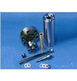 KMT Style Cylinder Assembly, IOC (carbide plunger)