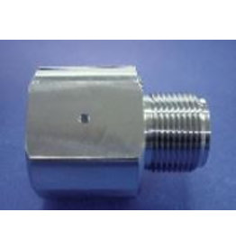 KMT Style Exhaust Gland Nut, Check Valve