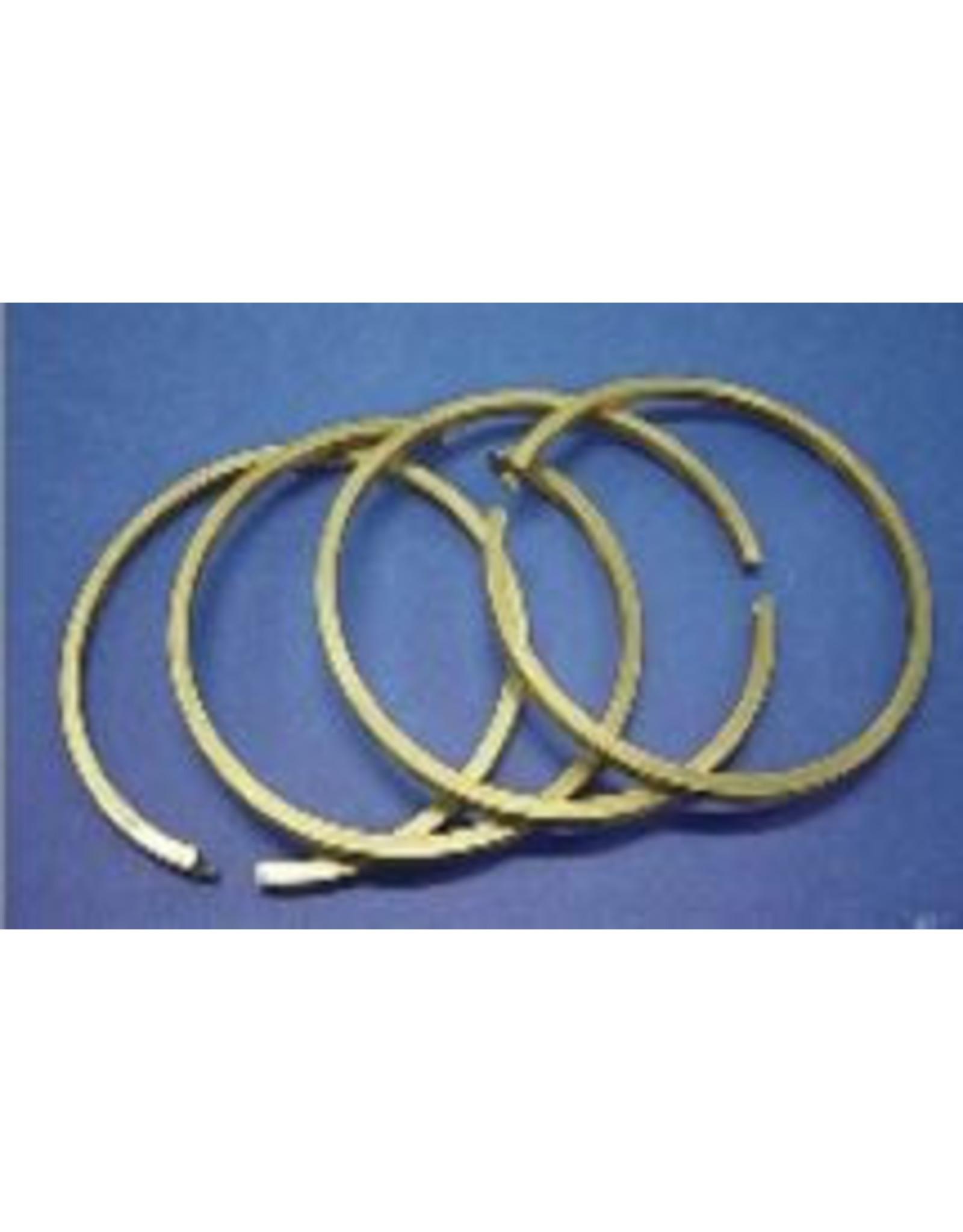 "KMT Style Piston Ring, 6.0"""