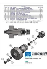 KMT Style Check Valve Kit, SL5 CKV Assembly, Low Pressure