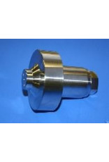 KMT Style Body, Seal Head, Single Inlet