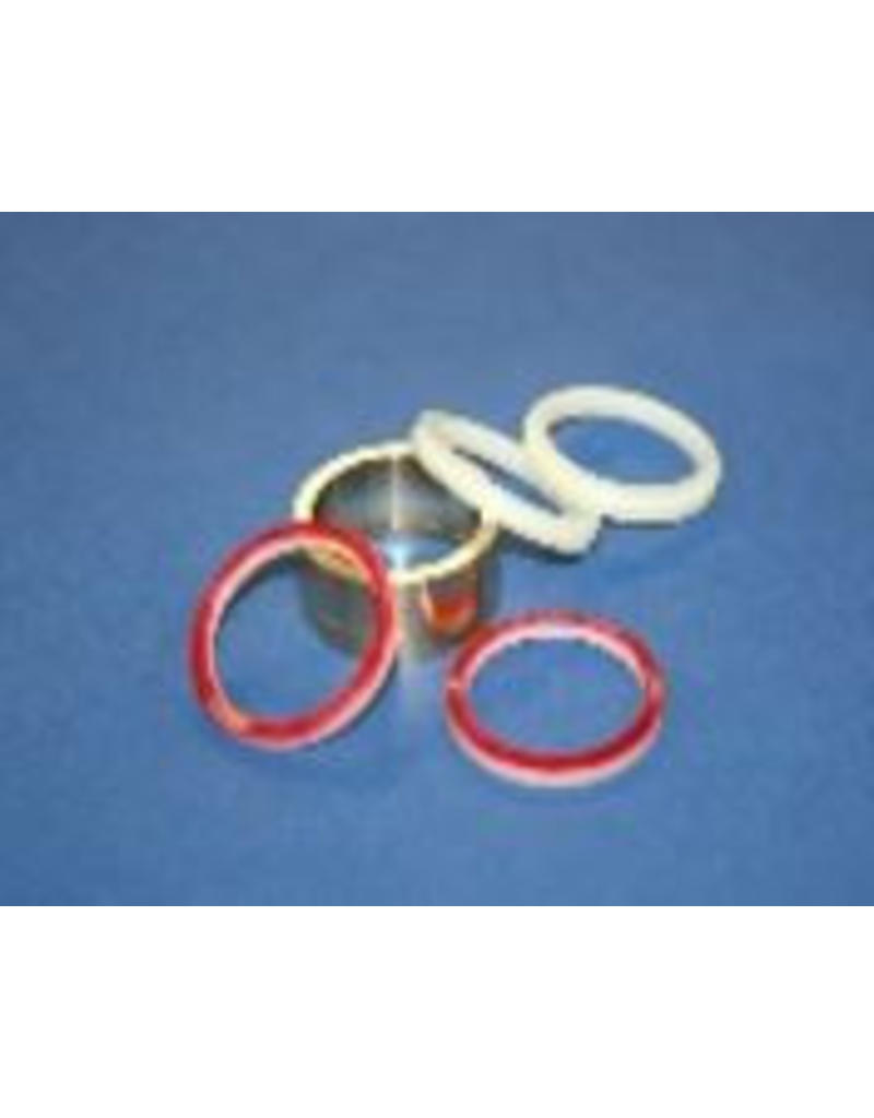 KMT Style Dynamic Seal Assembly, HP Cylinder, SLV, 75S/100S