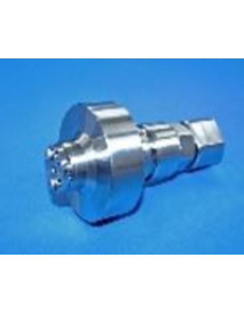 KMT Style Sealing Head Assembly, SLV, 75S/100S, Single Inlet