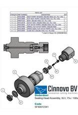 KMT Style Check Valve Kit, SL5 CKV Assembly, 100S