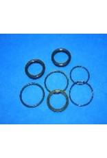 KMT Style Repair Kit, Hydraulic Cartridge, 100S