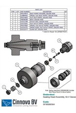 KMT Style HP Cylinder Nut