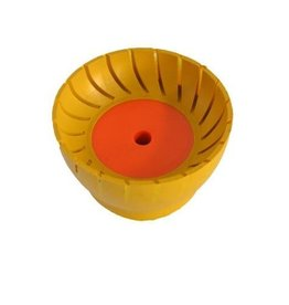 Flow Style Splash Guard Yellow DWJ