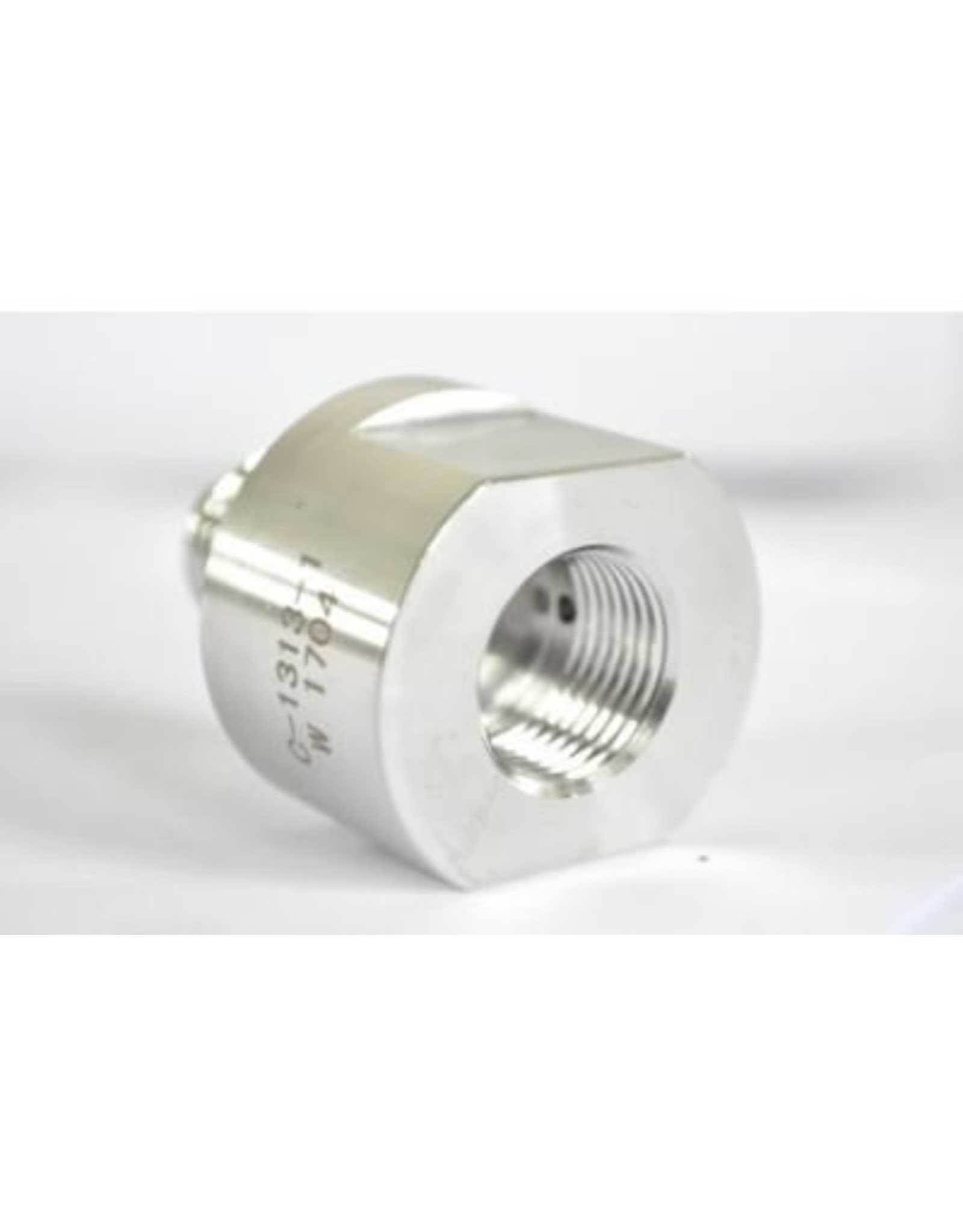 Flow Style Outlet Body, Check Valve