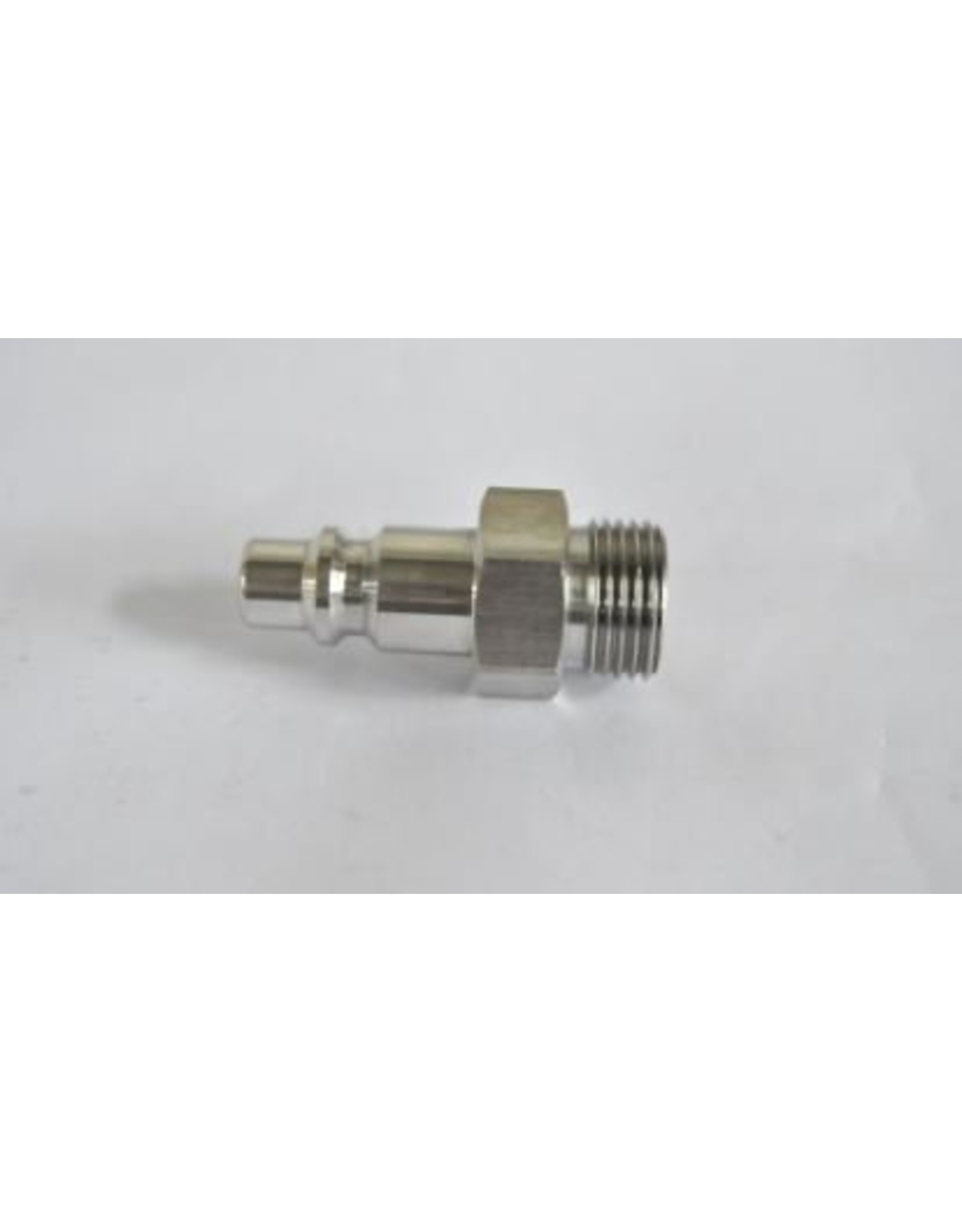 Flow Style Quick Coupling Nipple