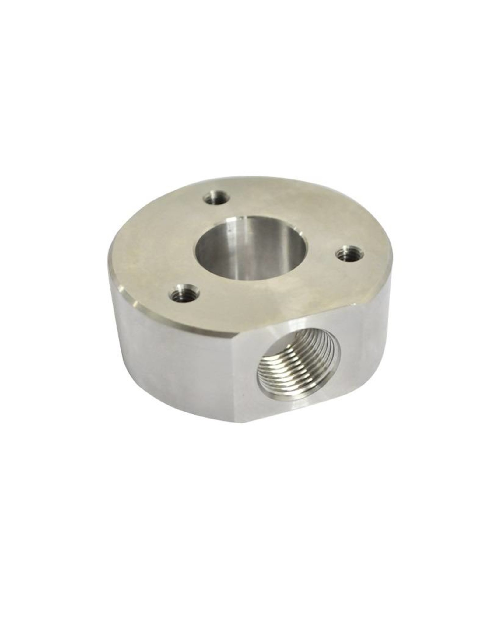 Flow Style Mounting Collar On/Off Valve, 3/8""
