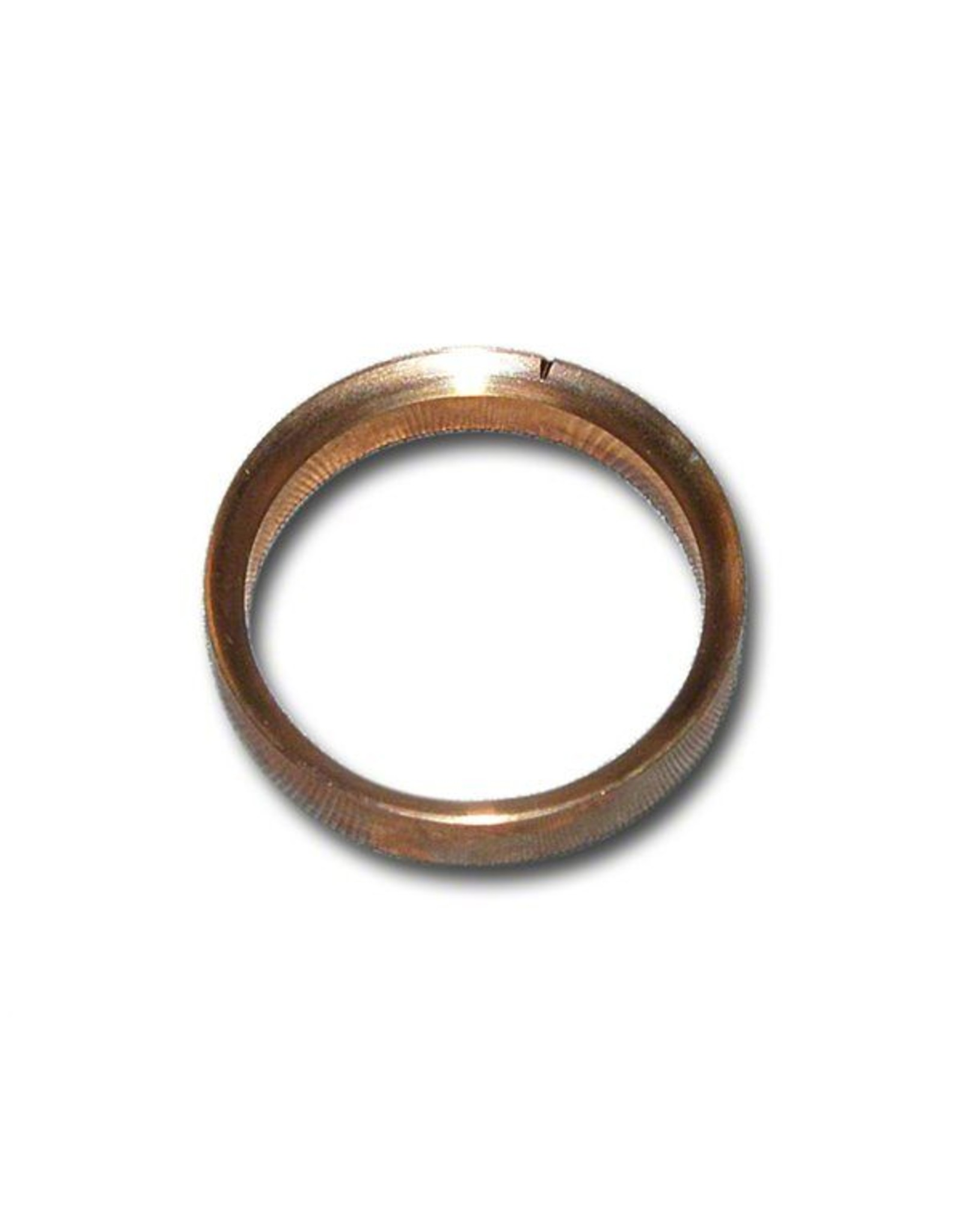 OMAX Style Support Ring, Check Valve