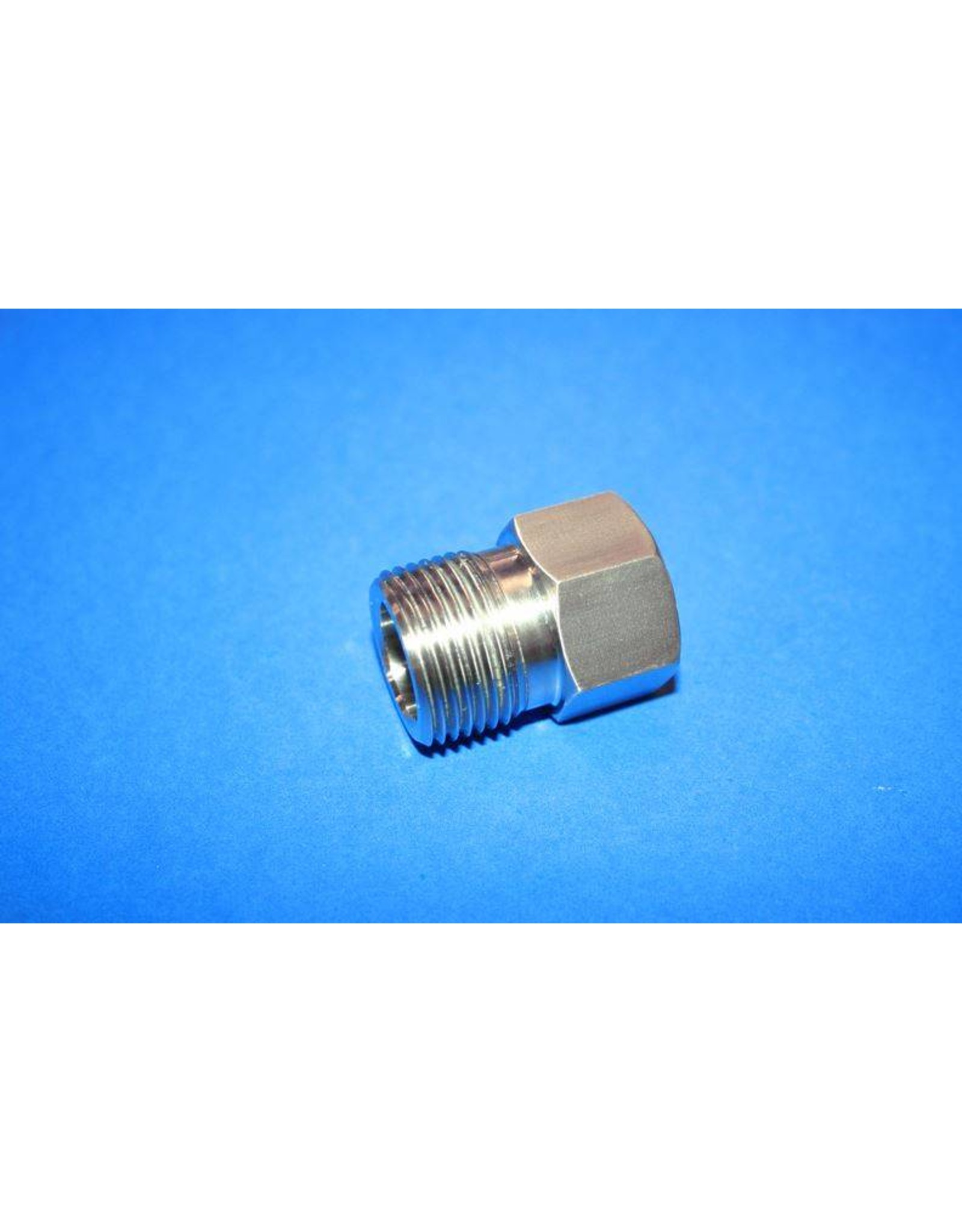 KMT Style Gland Nut, Abrasive Cutting Head Assembly