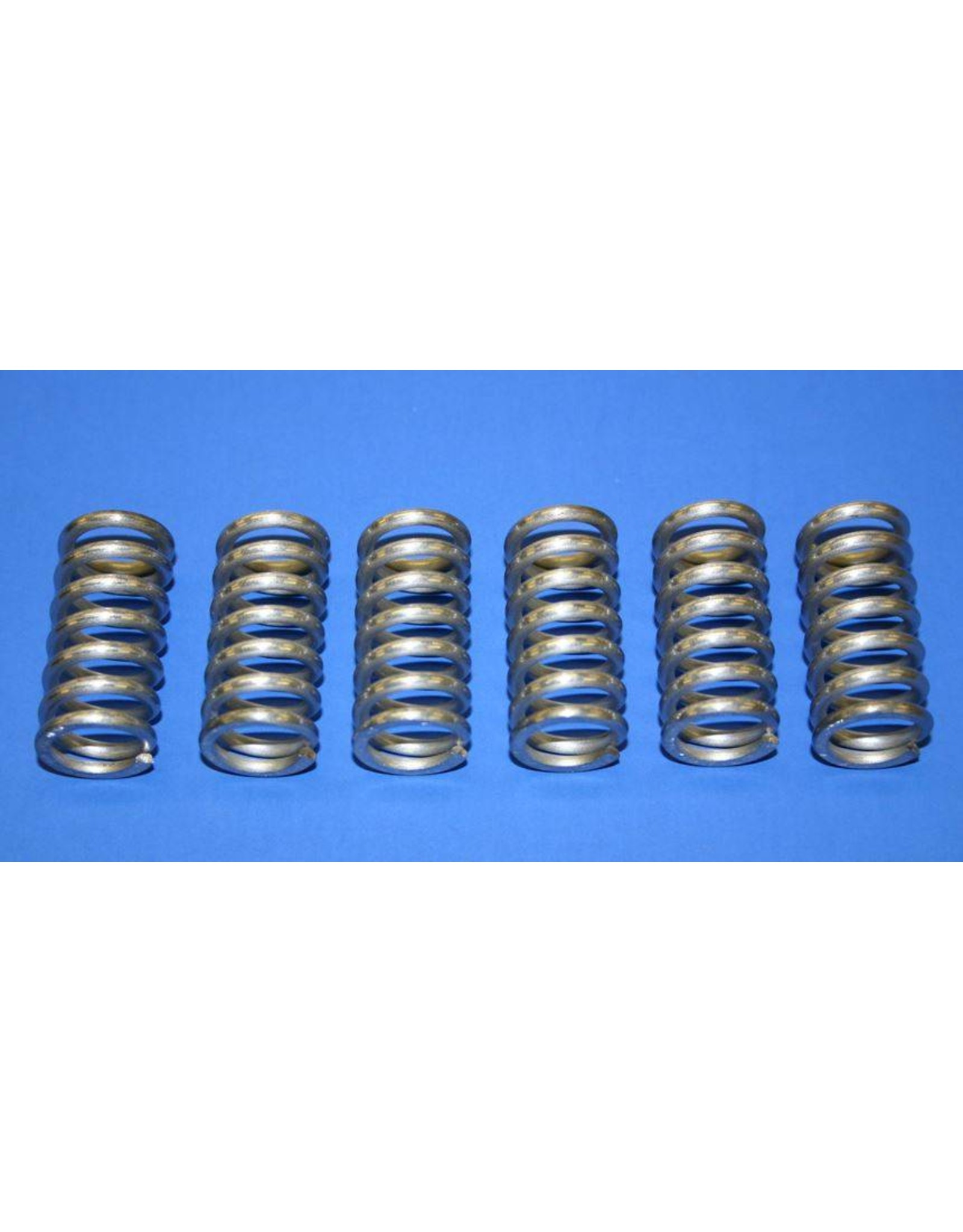 KMT Style Spring Kit, Normally Closed Pneumatic Valve, Six Springs, SS