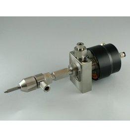 Accustream Cutting Head Dialine For Ø 7,14 mm
