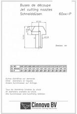 Cinnova Style Long Stem  Type 60