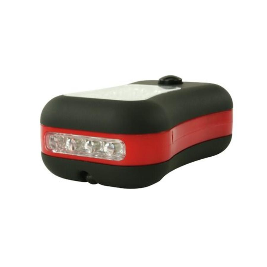 Handy 24+4 LED Werklicht display@12-3