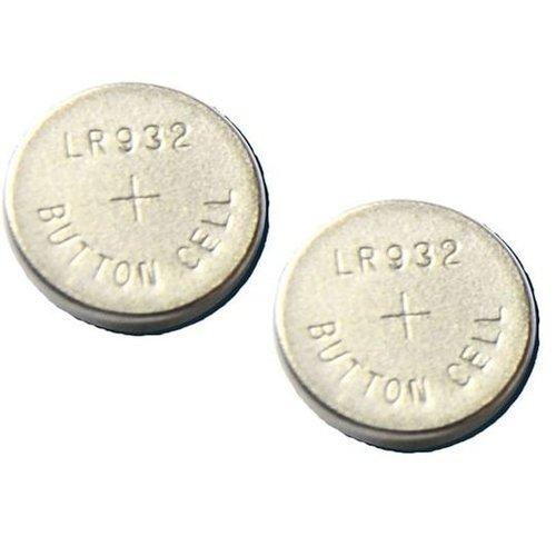 Knoopcel LR932 (set 2 stuks)