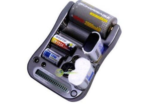 Batterijtester (MW333) met LCD scherm