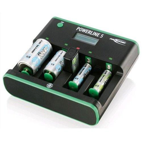 Ansmann Powerline 5 Zero Watt