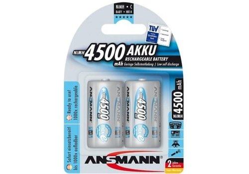 Ansmann C HR14 4500mAh Max-E