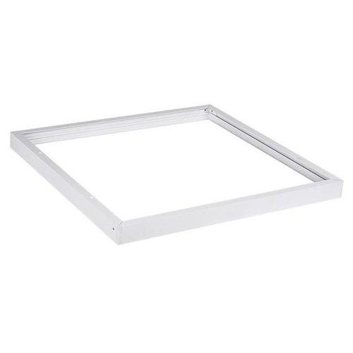 Opbouwframe wit 60x60x5