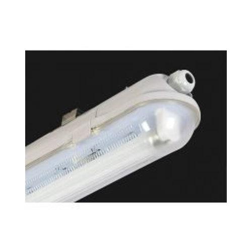 Opbouwarmatuur voor LED TL-buizen IP65