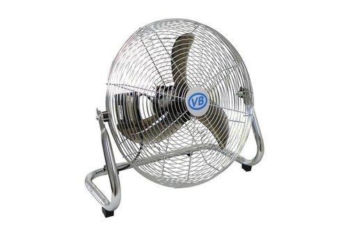 "Prof vloer ventilator 16"" - 40cm - 3 standen"