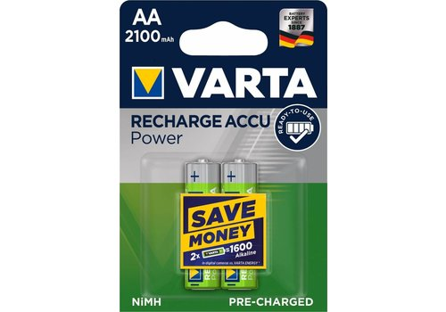 Varta 2100mAh AA Ready2use 2-pack