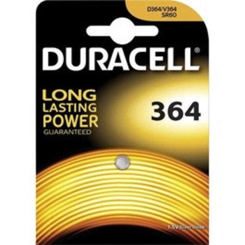 Duracell 364 horloge batterij