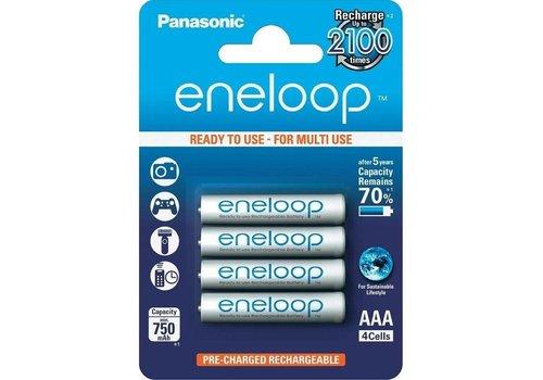 Panasonic Eneloop NH03 AAA 750mAh