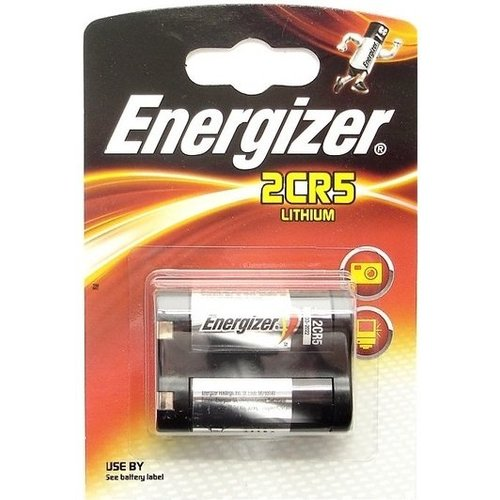 Energizer 2CR5 6V Lithium
