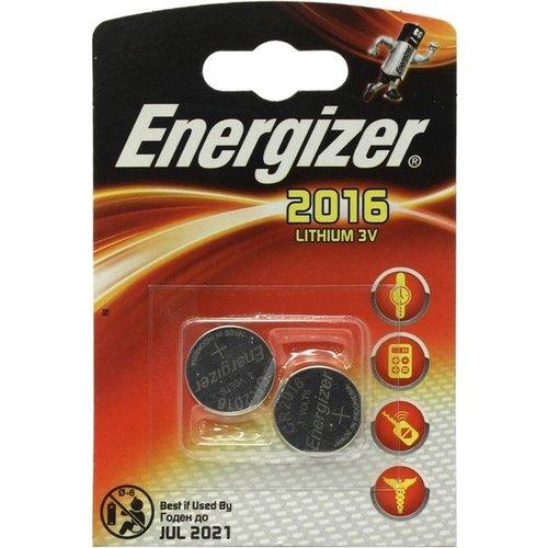 Energizer CR2016 3V 2-pack