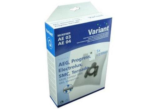 Variant AEG AE03 AE04