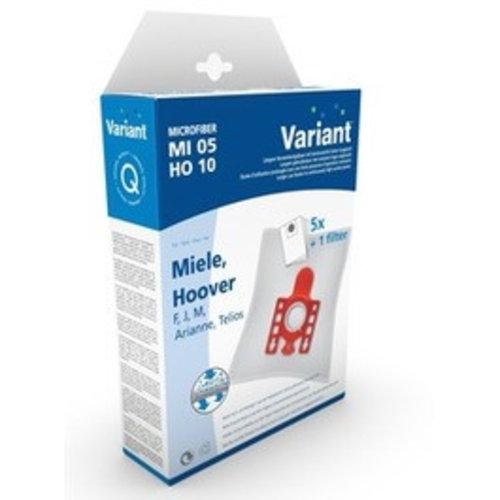 Variant Miele MI05 Hoover HO10 (5) 2xF