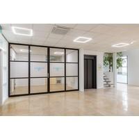 LED Panel Frame 37W 4000K 3330Lm >90Lm/w 595x595mm PF>0,95 CRI>80 AGT flash free driver IP20