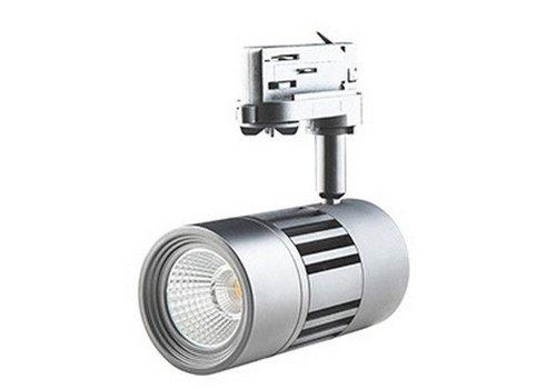 LED ColourPunch spot zilver