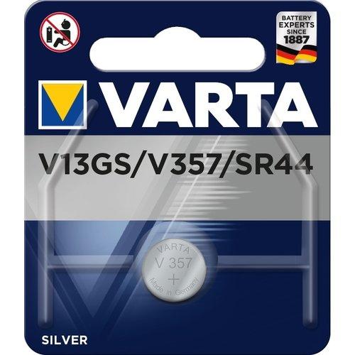 Varta Silver Oxide 357 (44W) blister 1