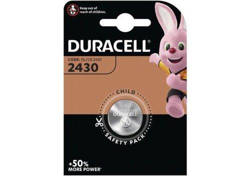 Duracell Lithium CR2430 3V blister 1