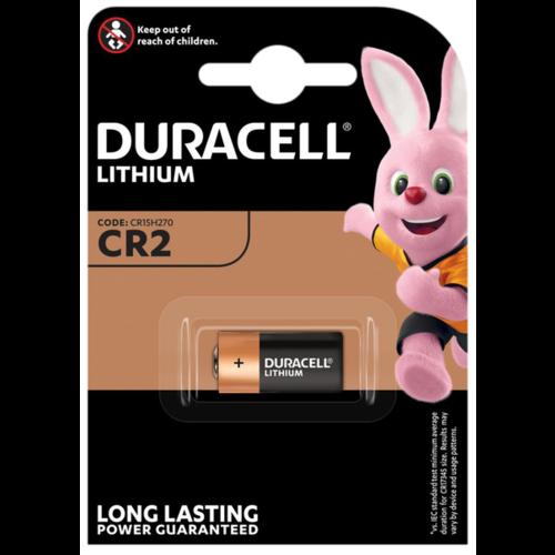 Duracell Lithium CR2 3V blister 1