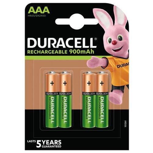 Duracell NH03 AAA 850mAh Precharge