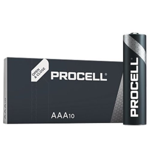Procell (Duracell) AAA LR03 Alkaline 1.5V