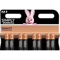 Simply/Basic AA/LR06 blister 8