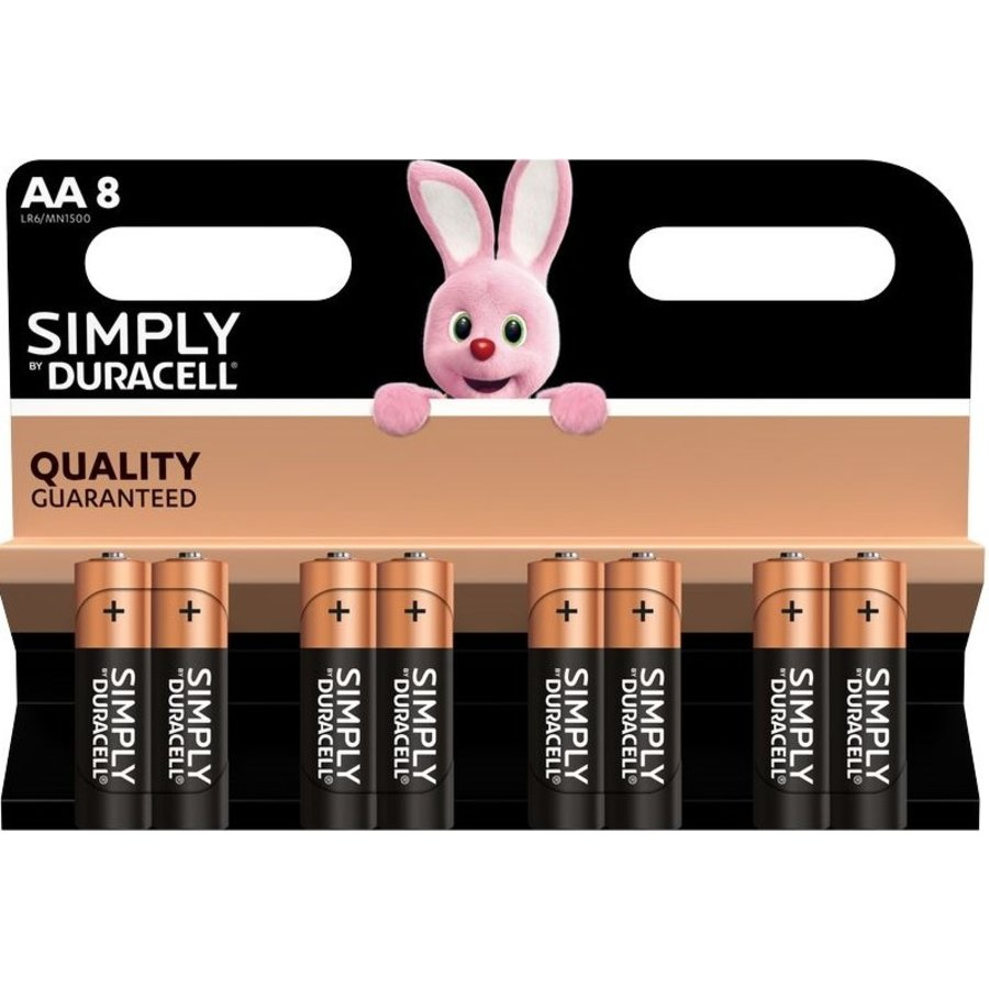 LR06 AA Simply 8-pack-1