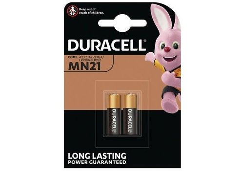 Duracell MN21 12V 2-pack