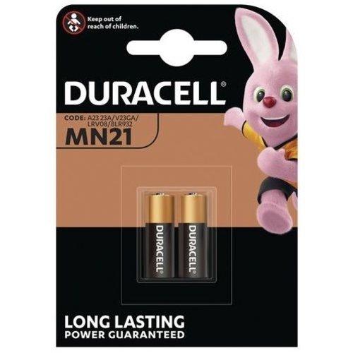 Duracell Alkaline MN21  12v blister 2