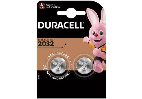 Duracell DL2032 3V 2-pack