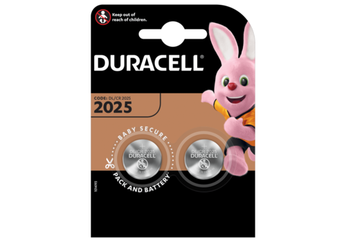 Duracell DL2025 3V 2-pack