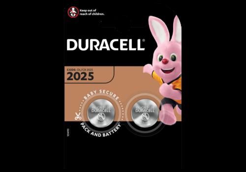 Duracell Lithium CR2025 3V blister 2