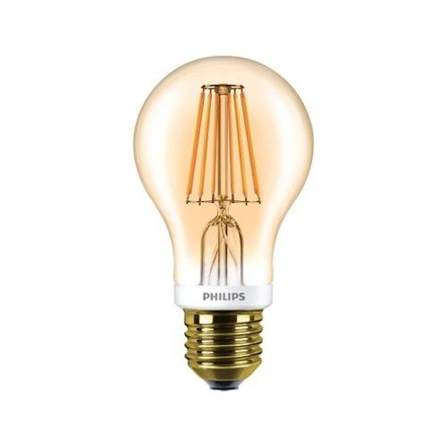 Philips Classic LEDBulb 8W-50W E27 A60 820 GOLD Dimbaar